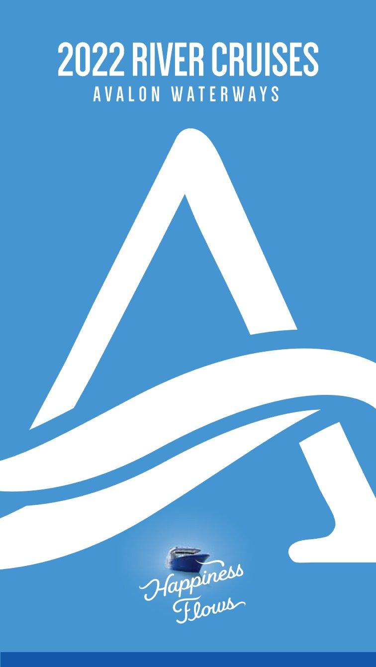 2021 Avalon Waterways Main Brochure