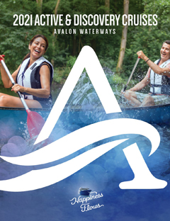 Avalon Waterways 2021 Active Discovery brochure