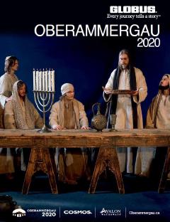Oberammergau 2020 brochure