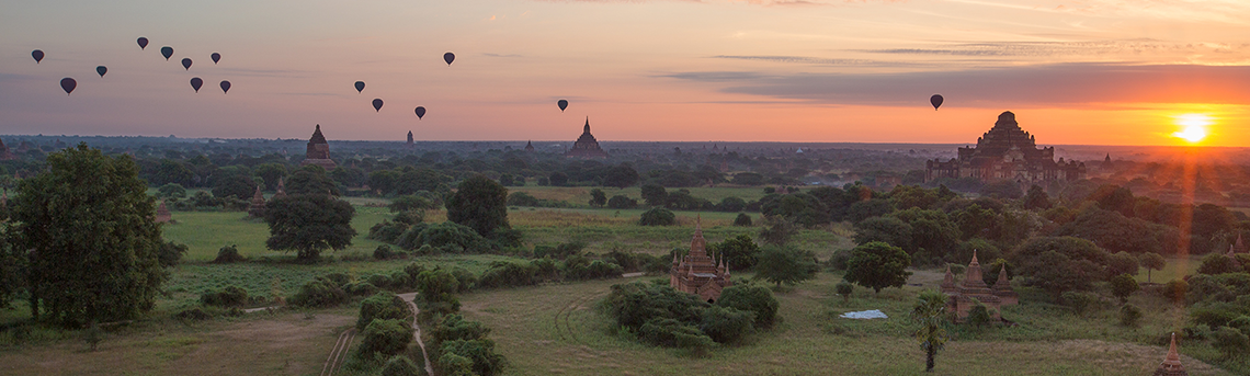Save $4,100 per couple on select 2017 Avalon Waterways Irrawaddy river cruises.*