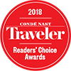 2018 Conde Nast Reader's Choice Award - Avalon Waterways