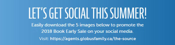 LET'S GET SOCIAL THIS SUMMER! Easily download the 5 images below to promote the 2018 Book Early Sale on your social media. Not only will you get loads of likes, shares and interest in booking, you'll be entered for the chance to WIN $500.