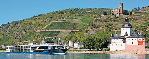 Active and Discovery on the Rhine