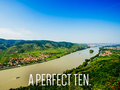 10 Cities on the Danube