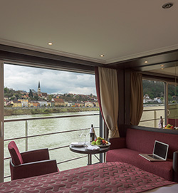 Award-Winning Suites and Staterooms by Avalon Waterways
